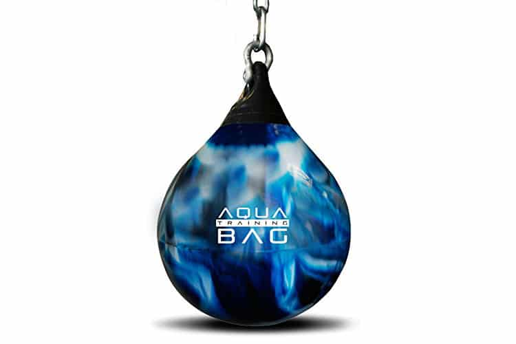 aqua bags drop is boxing training