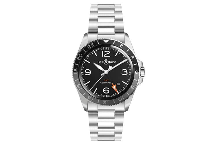 bell and ross brv2 93 steel watch