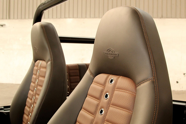 chair toyota custom land cruiser
