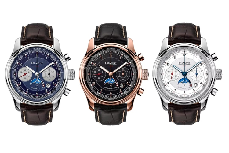 bremont limited edition chronograph gmt