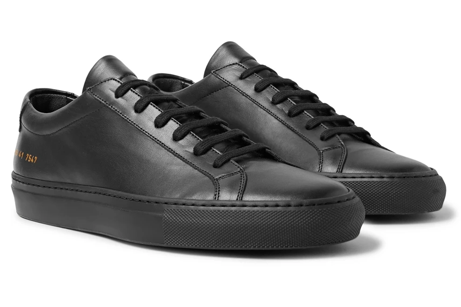 Common Projects x Original Achilles Leather Sneakers