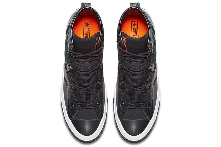 chuck 70 hiker shoe classic design