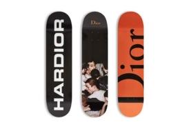 dior release skateboard decks