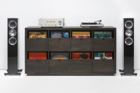 dovetail vinyl storage