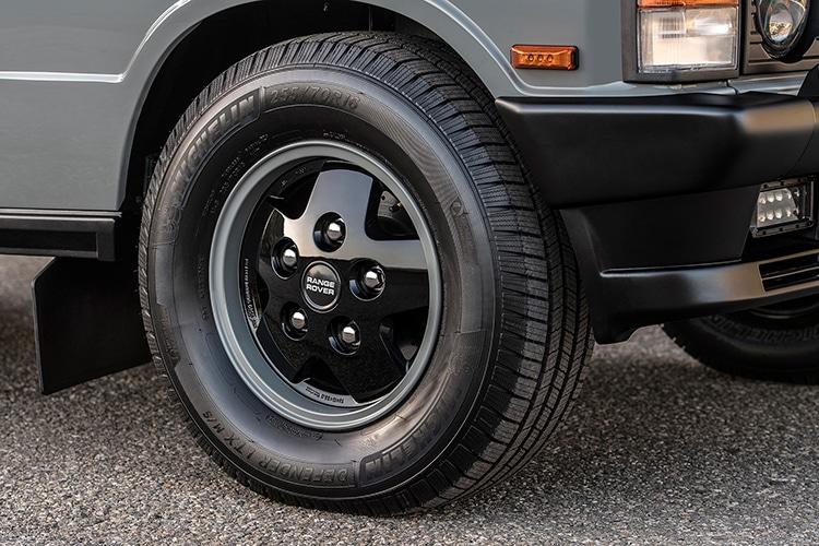 range rover wheel
