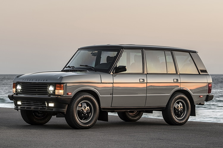 Get Precisely What You Want with ECD Range Rover Classic | Man of Many