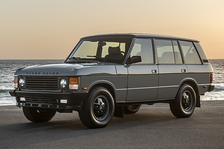 range rover all overview