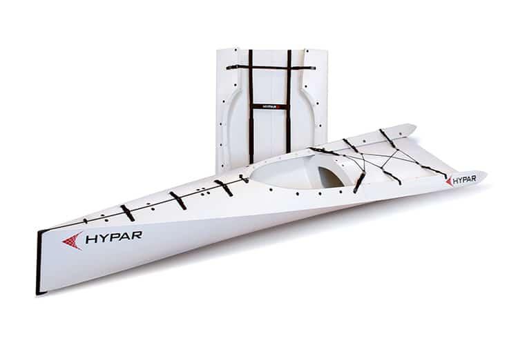 new folding kayak