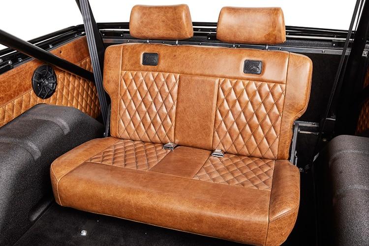 back seats ford bronco aspen jeep