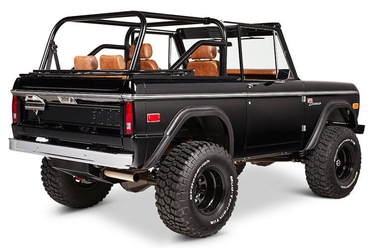 angled ford bronco aspen jeep
