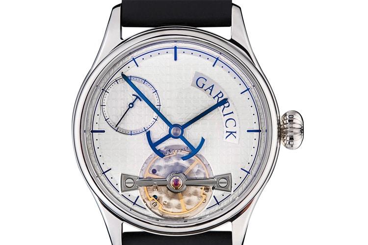 garrick portsmouth watch