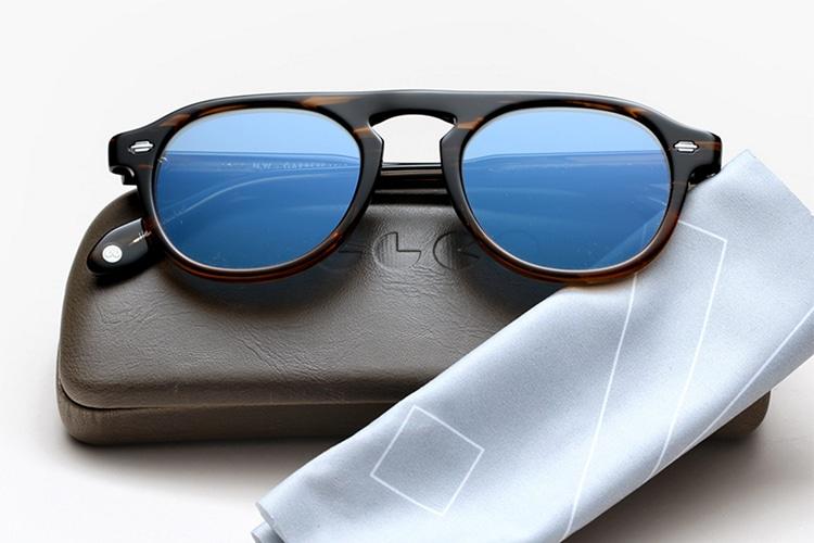 garrett leight x nick wooster limited edition sunglasses