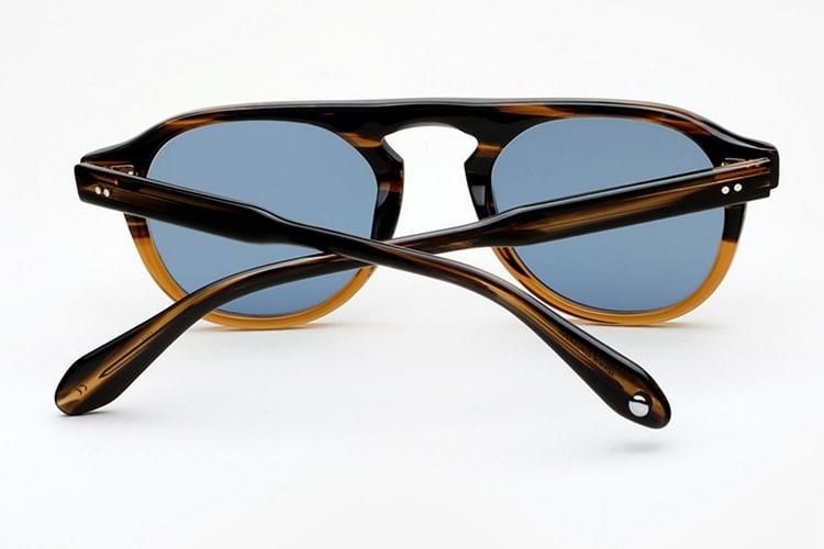 garrett leight x nick wooster sunglasses frame