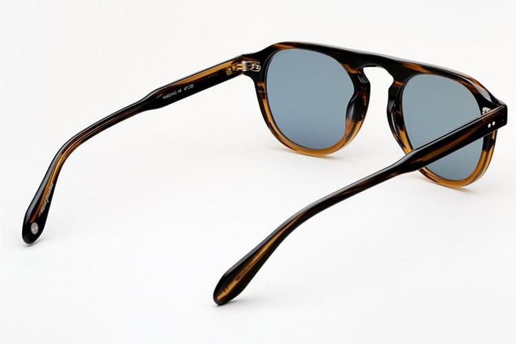 garrett leight x nick wooster sunglasses bridge