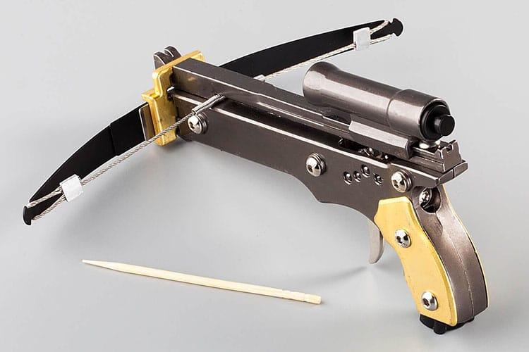 uncommon carry mini crossbow