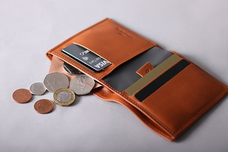 a73966bfd301 Never Compromise  Harber London s Leather Bifold Wallet