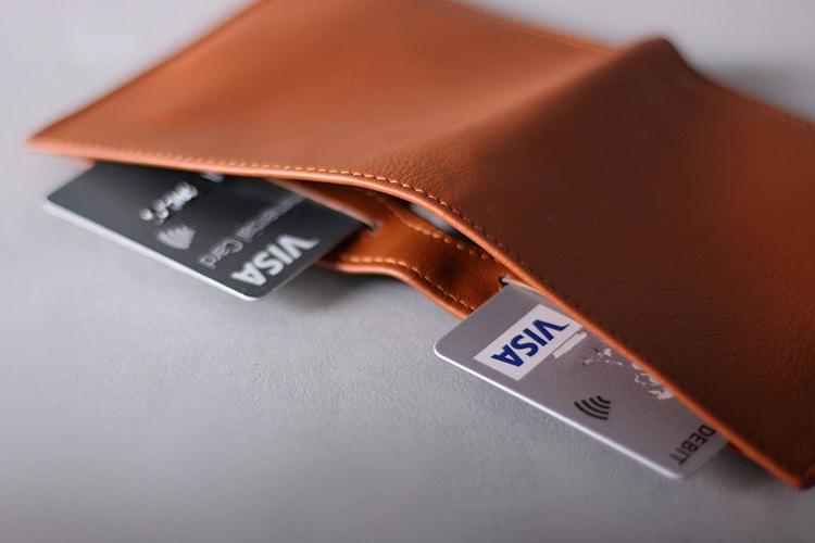 harber london leather bifold nice wallet