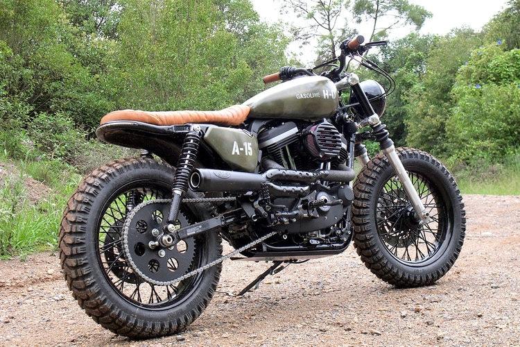 harley davidson a15 scrambler motorcycle launched
