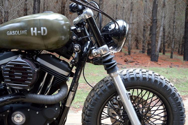 harley davidson a15 scrambler motorcycle engine