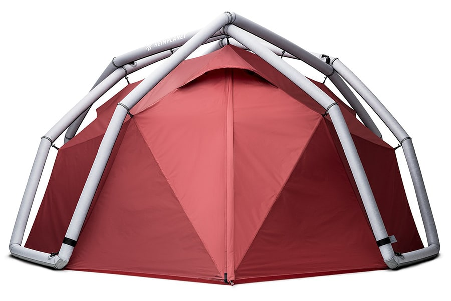 heimplanet tent close view