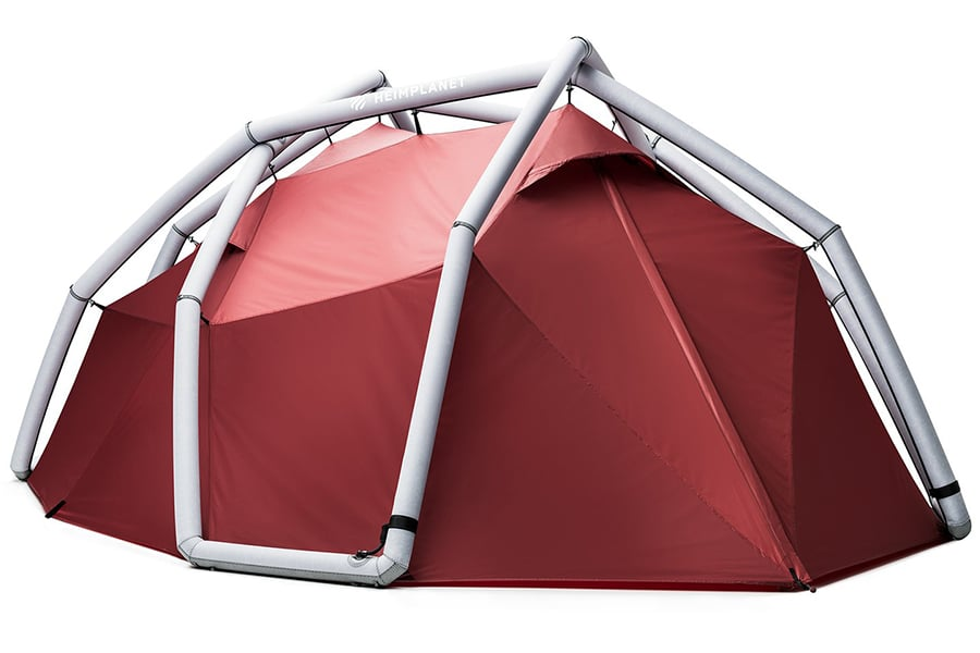 side view heimplanet tent feature