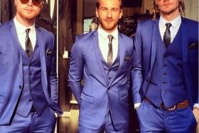 best blue suit brands
