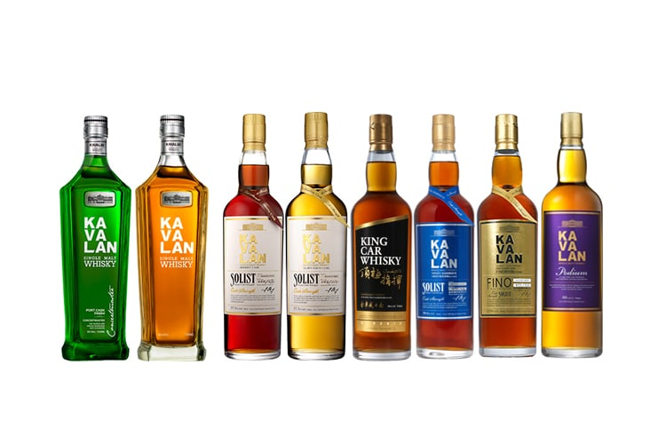 guide to kavalan whisky