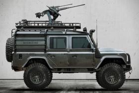 land rover defender 110 predator