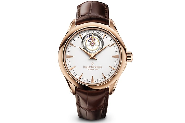 carl f bucherer manero tourbillon double peripheral