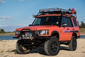 2004 land rover g4 car