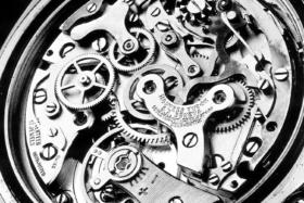 mechanism of mechanical watch