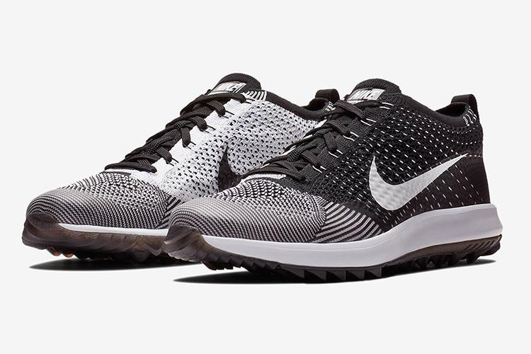 Nike Flyknit Racer Golf Shoe | Man of Many