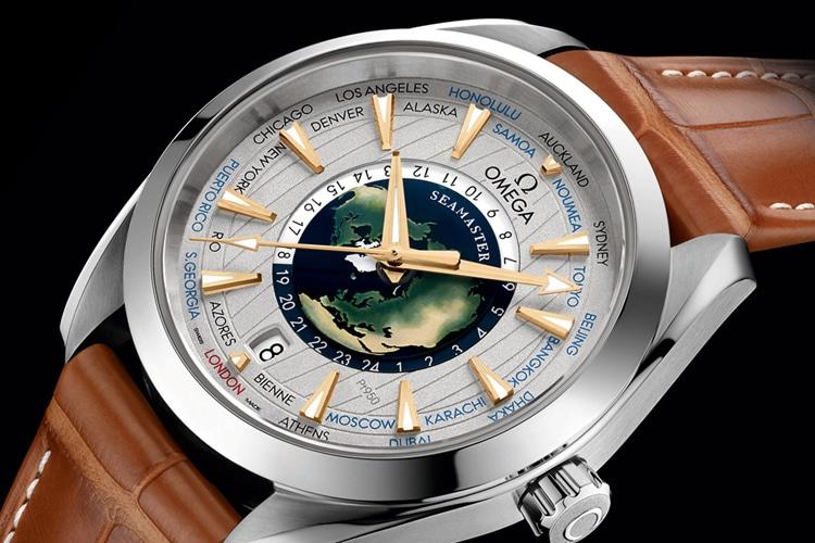 omega seamaster aqua terra worldtimer master chronometer