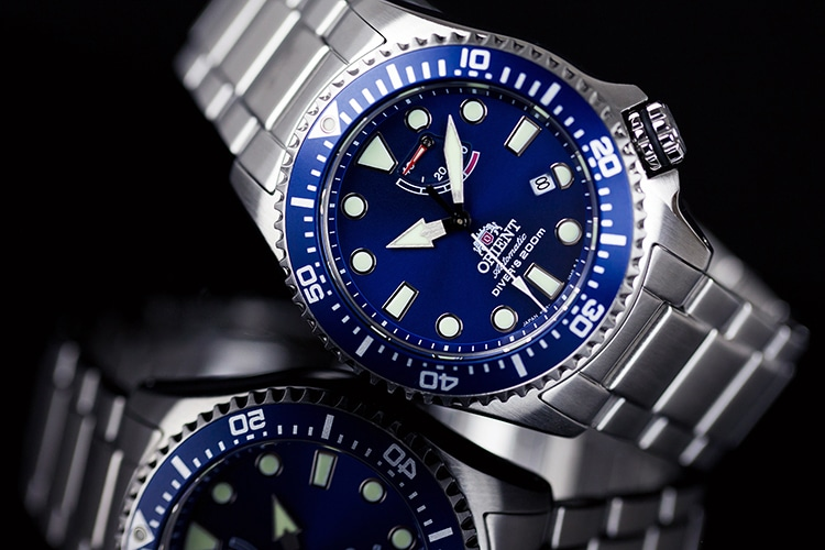 The Orient Triton Dive Watch Continues A Proud Tradition