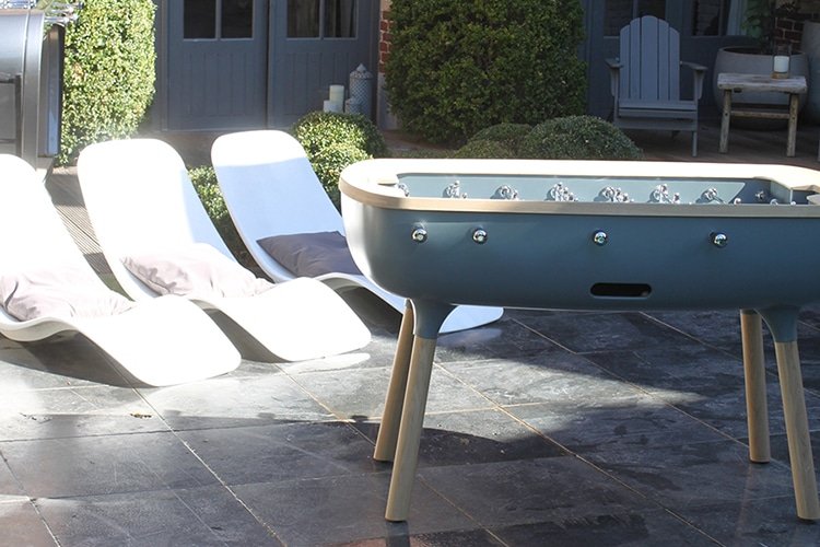Pure Outdoor Foosball Table Provides