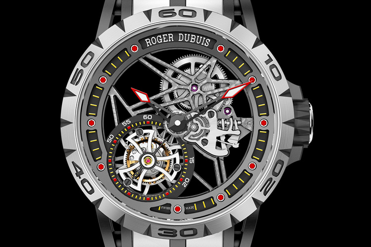 roger dubuis excalibur spider americas edition