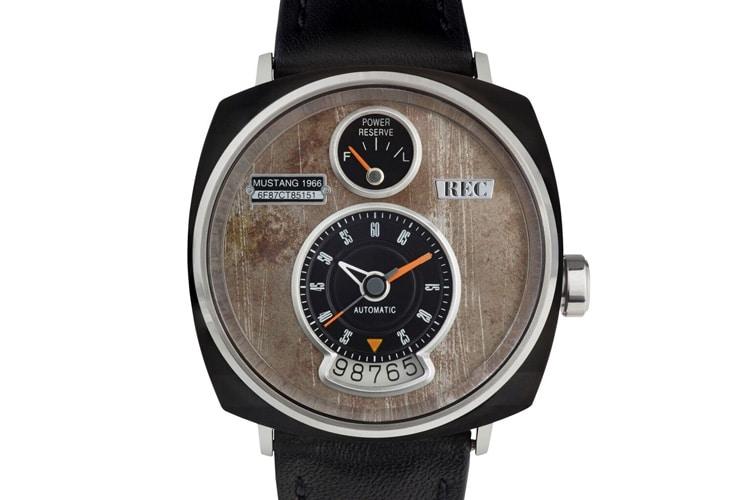 rec p51 watch