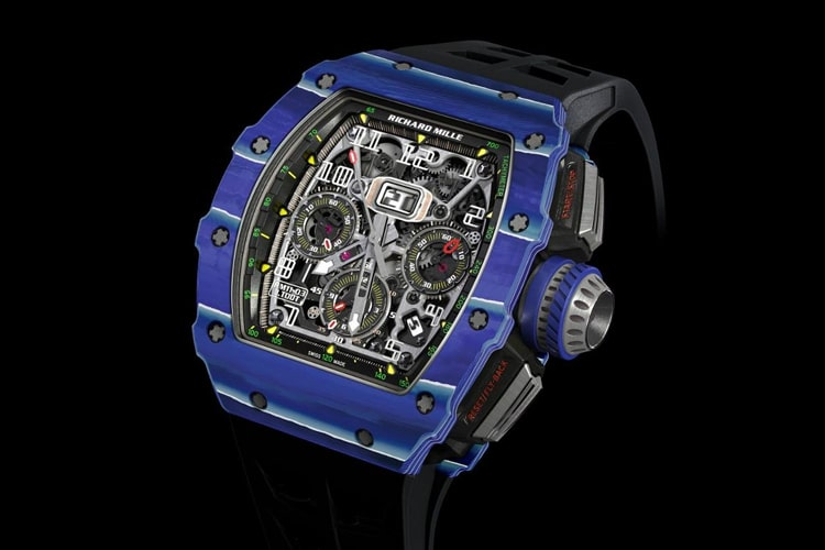 richard mille rm 1103 jean todt 50th anniversary