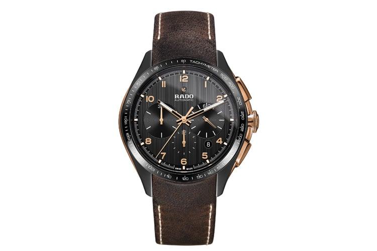 rado hyperchrome bronze chrono