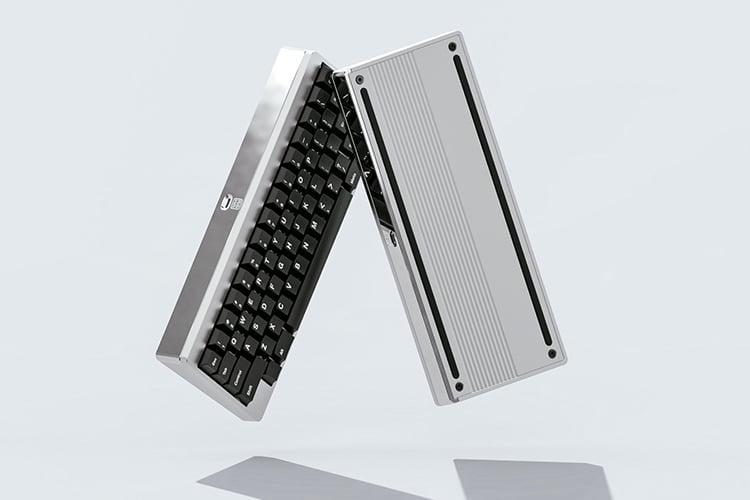 rama works m60 a mechanical keyboard both side