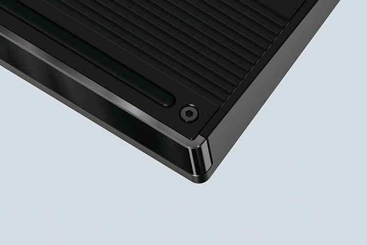 rama works m60 a mechanical keyboard angled
