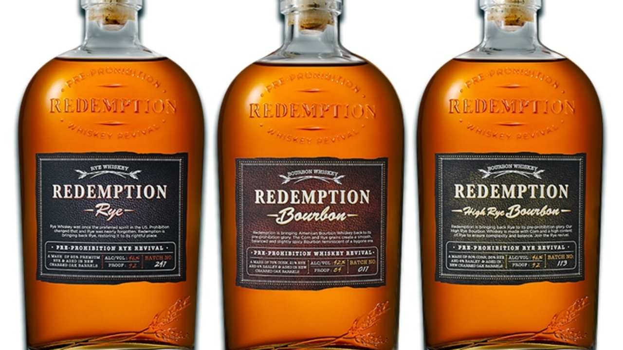 The Redemption Limited Edition Wheated Bourbon Is Not Like