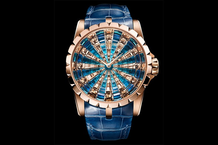 roger dubuis excalibur knights round table iii