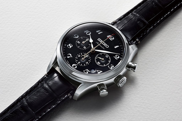 seiko presage limited edition chronograph