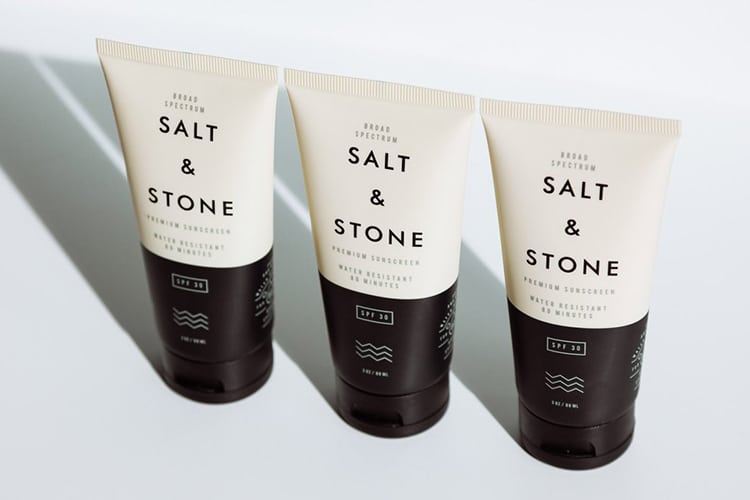 three types of salt stone