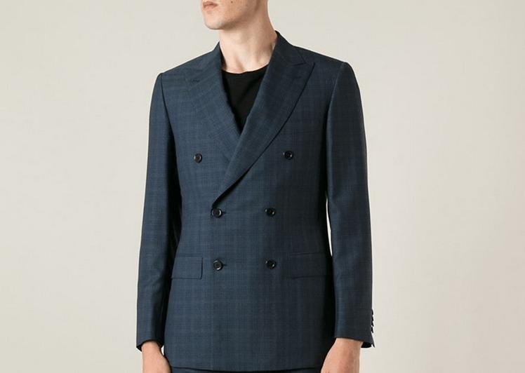 brioni black suit
