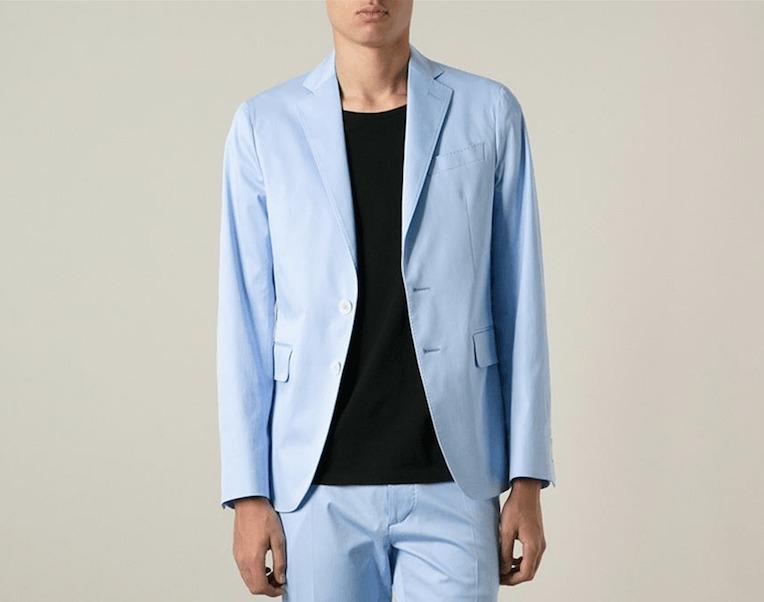 dsquared2 bit color suit