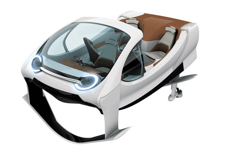 seabubbles transport system front