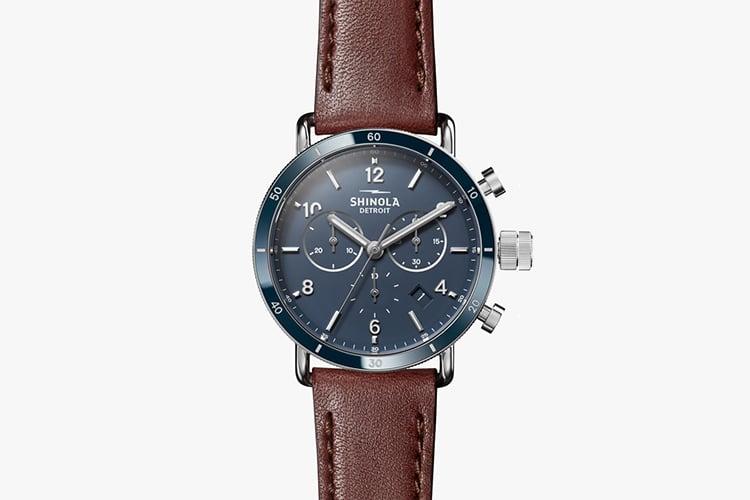 shinola watch sub dials