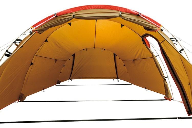 snow peak entry spring tent